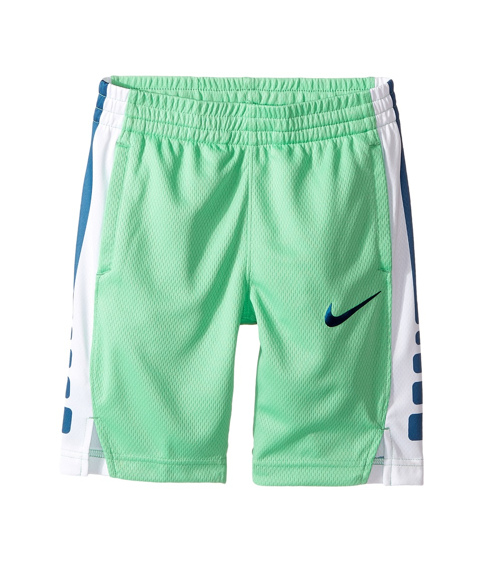 Nike Kids - Elite Stripe Shorts (Little Kids) (Tourmaline) Boy's Shorts