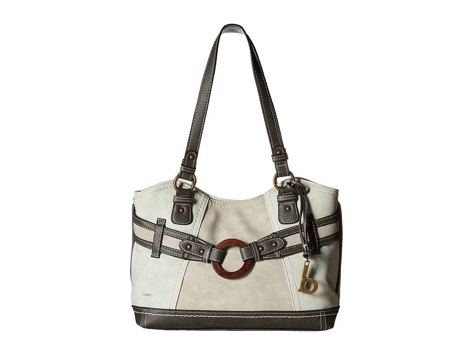 b.o.c. - Nayarit Buff Tote (Cement/Dove/Elephant) Tote Handbags