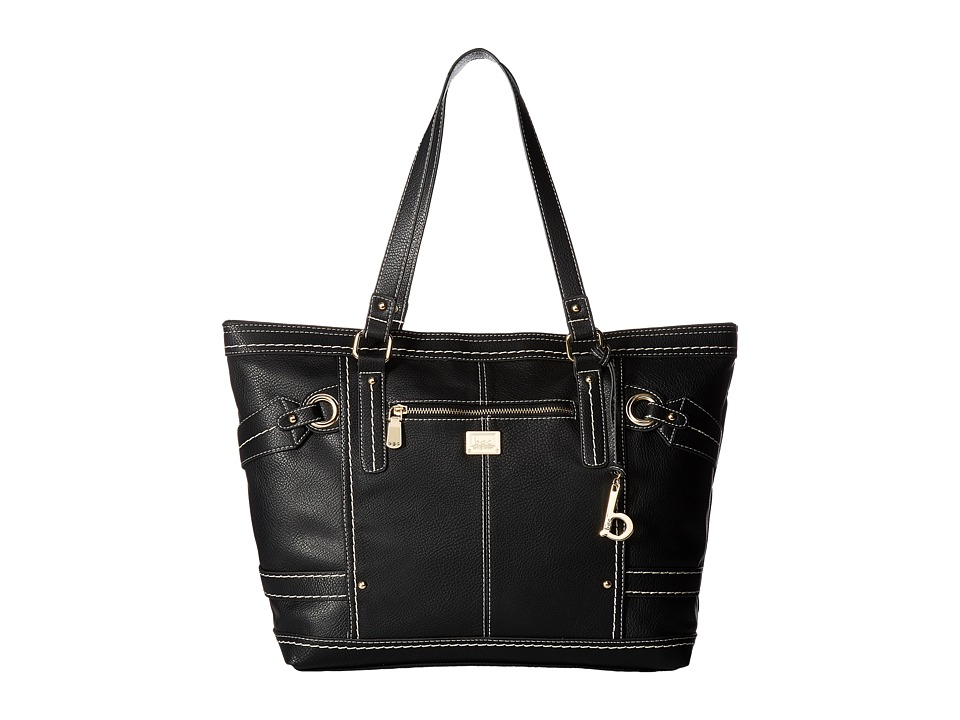 b.o.c. - Edinburg Large Tote (Black) Tote Handbags