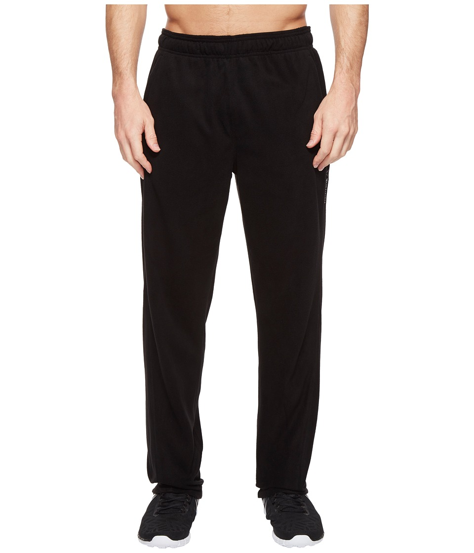 Reebok - Light Microfleece Pants (Black) Men's Casual Pants
