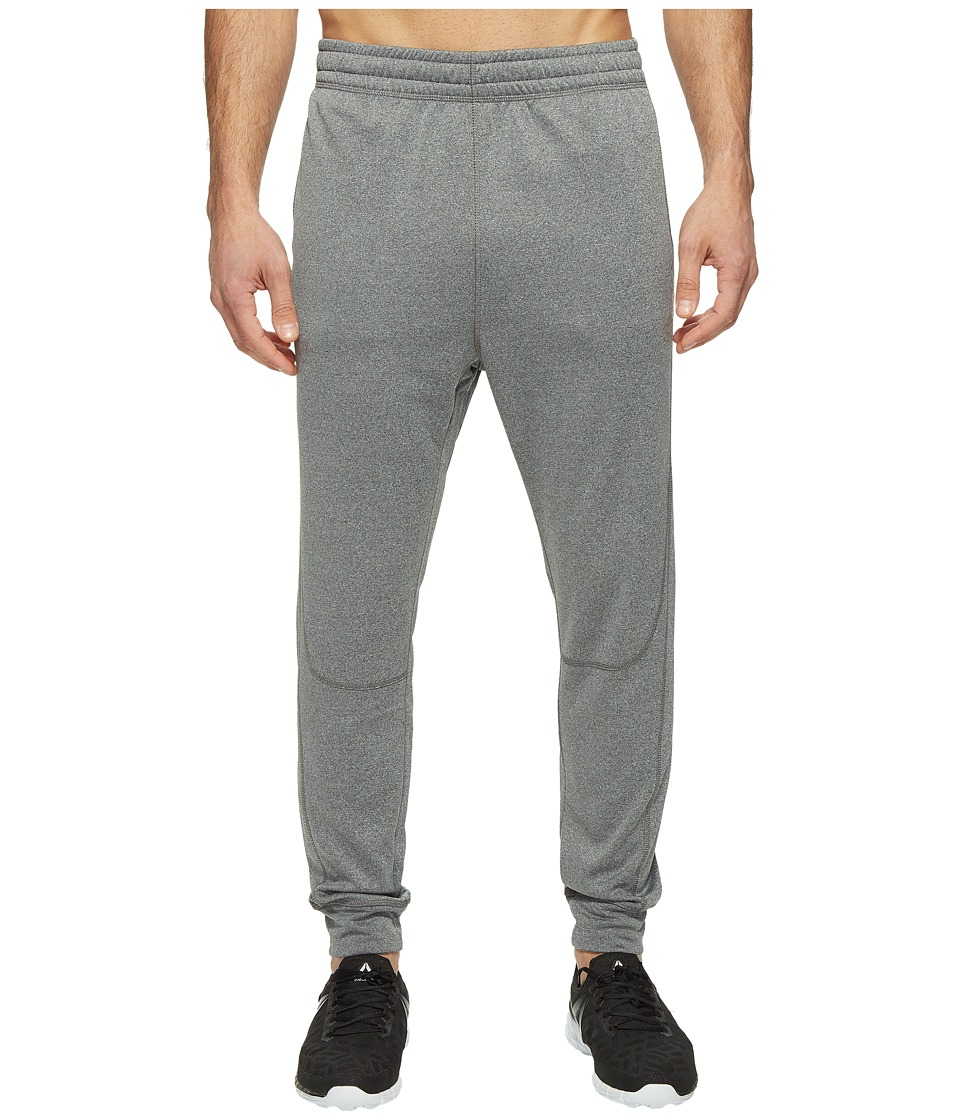 Reebok - Wor Warm Poly Fleece Pants (Grey) Men's Casual Pants