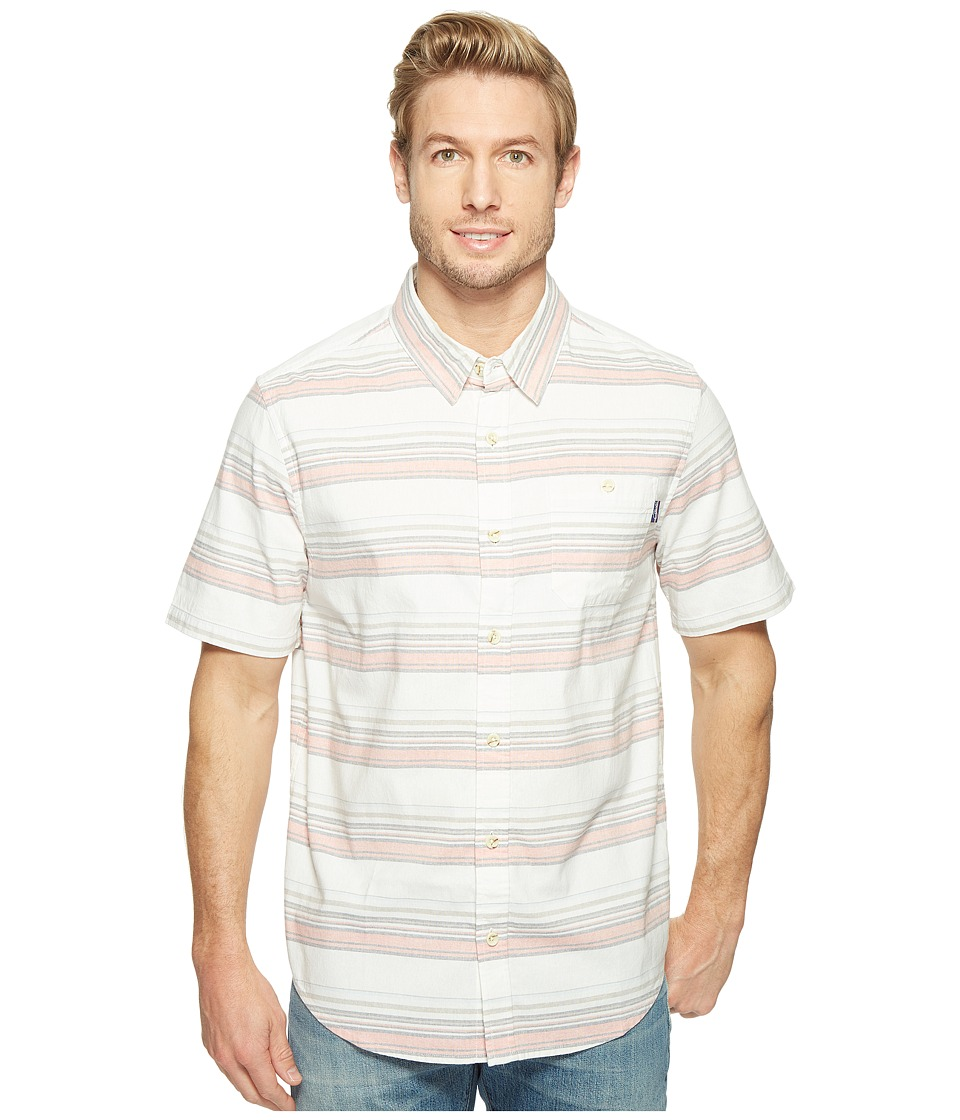 Jack O'Neill - Pura Vida Wovens (Bone) Men's Clothing