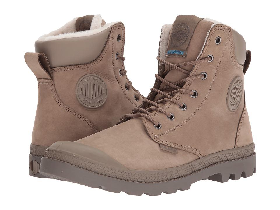 Palladium Pampa Sport Cuff WPS (Dust/Falcon) Boots