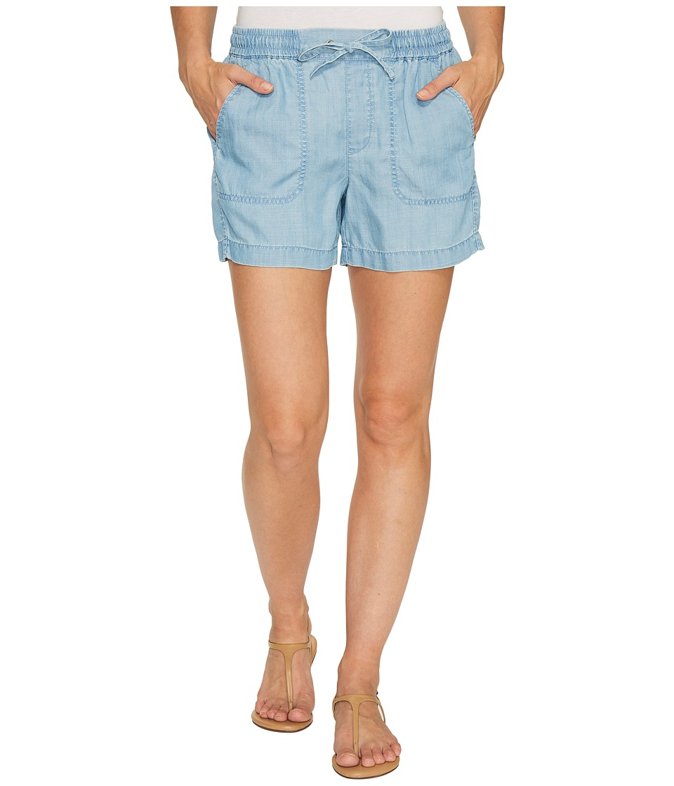 TWO by Vince Camuto - Tencel Drawstring Shorts (Vintage) Women's Shorts