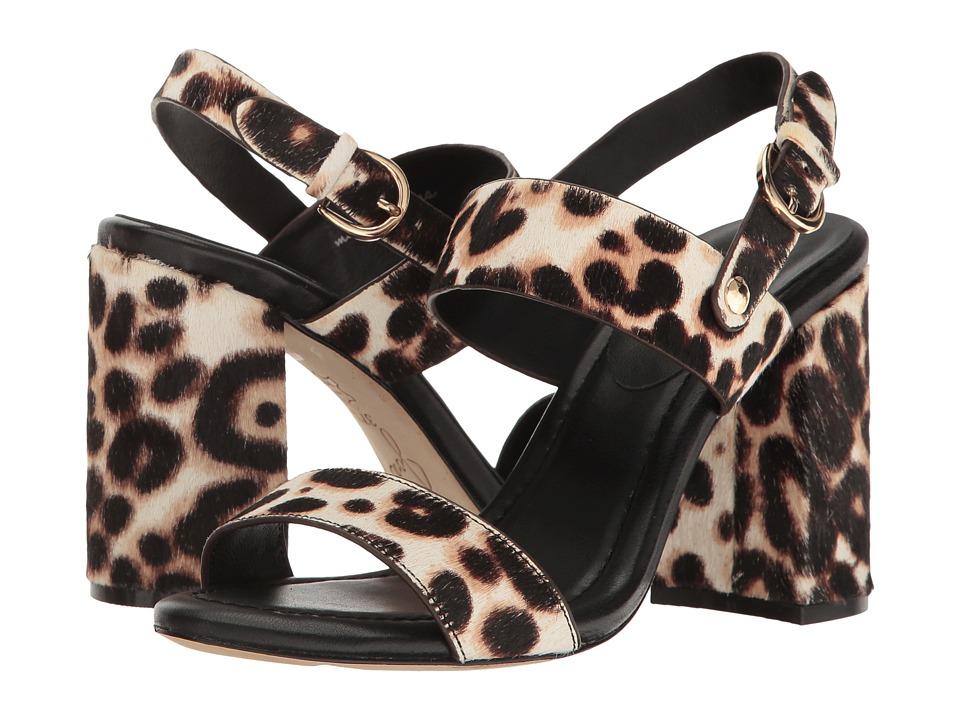 Joie Lakin (Snow Leopard Calf Hair) High Heels