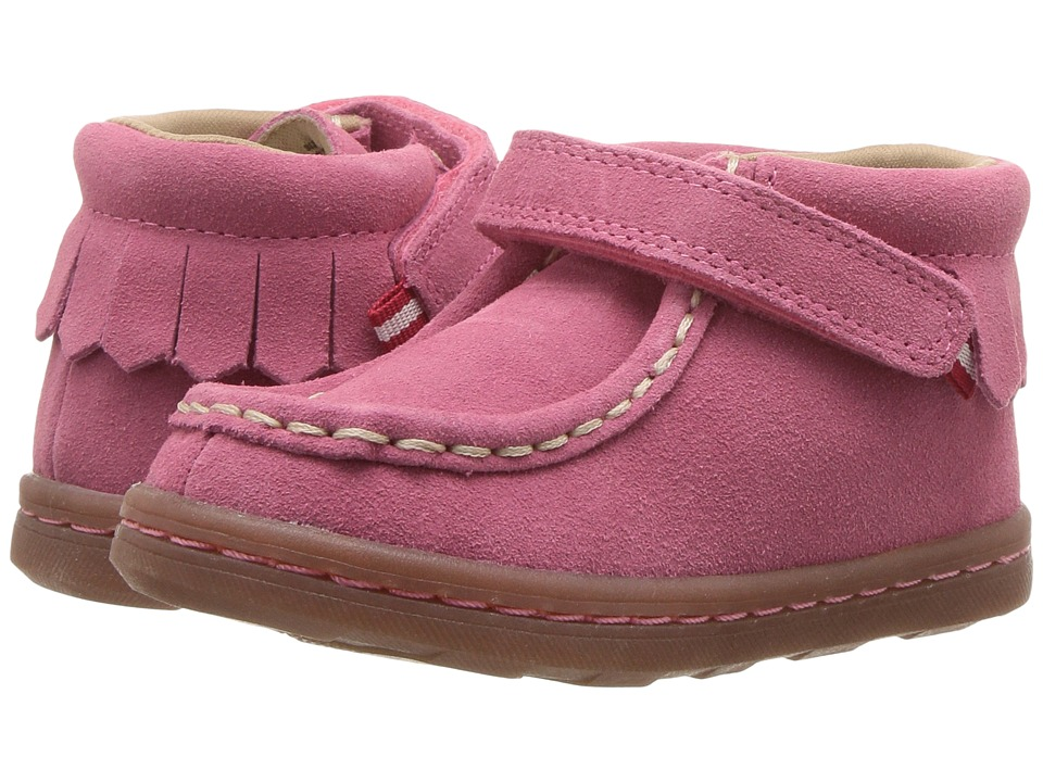 Hanna Andersson Haskell (Infant/Toddler) (Cottage Pink) Girls Shoes