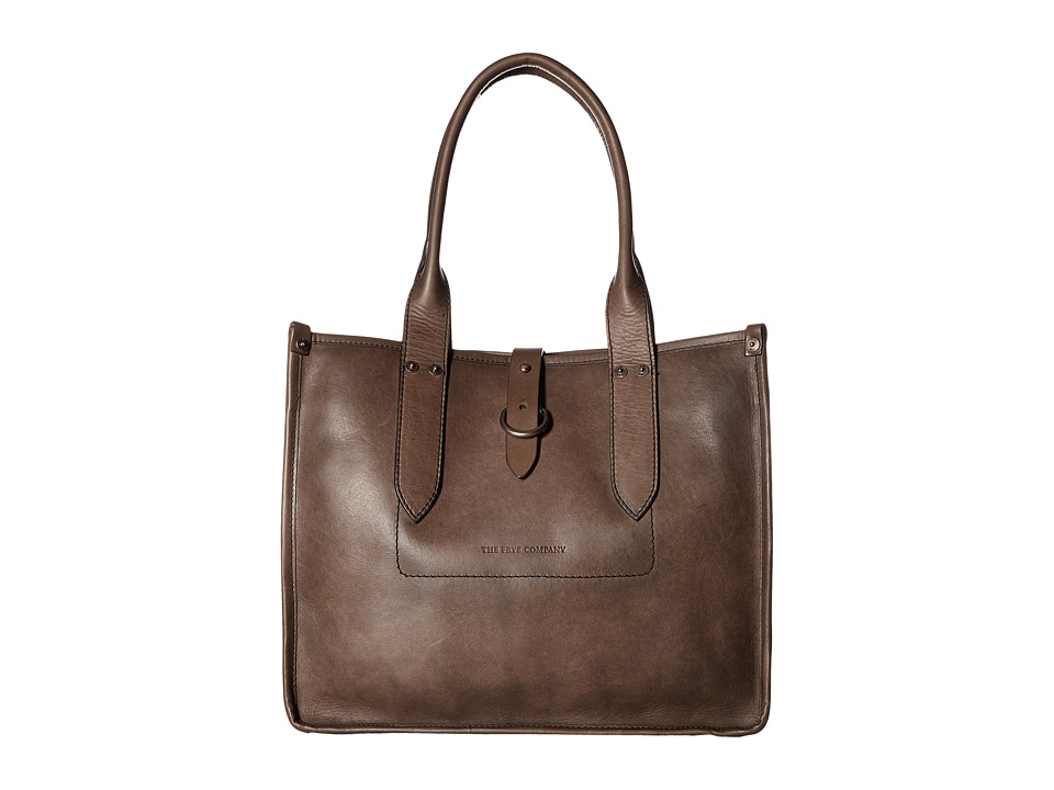 Frye - Amy Shopper (Grey) Tote Handbags