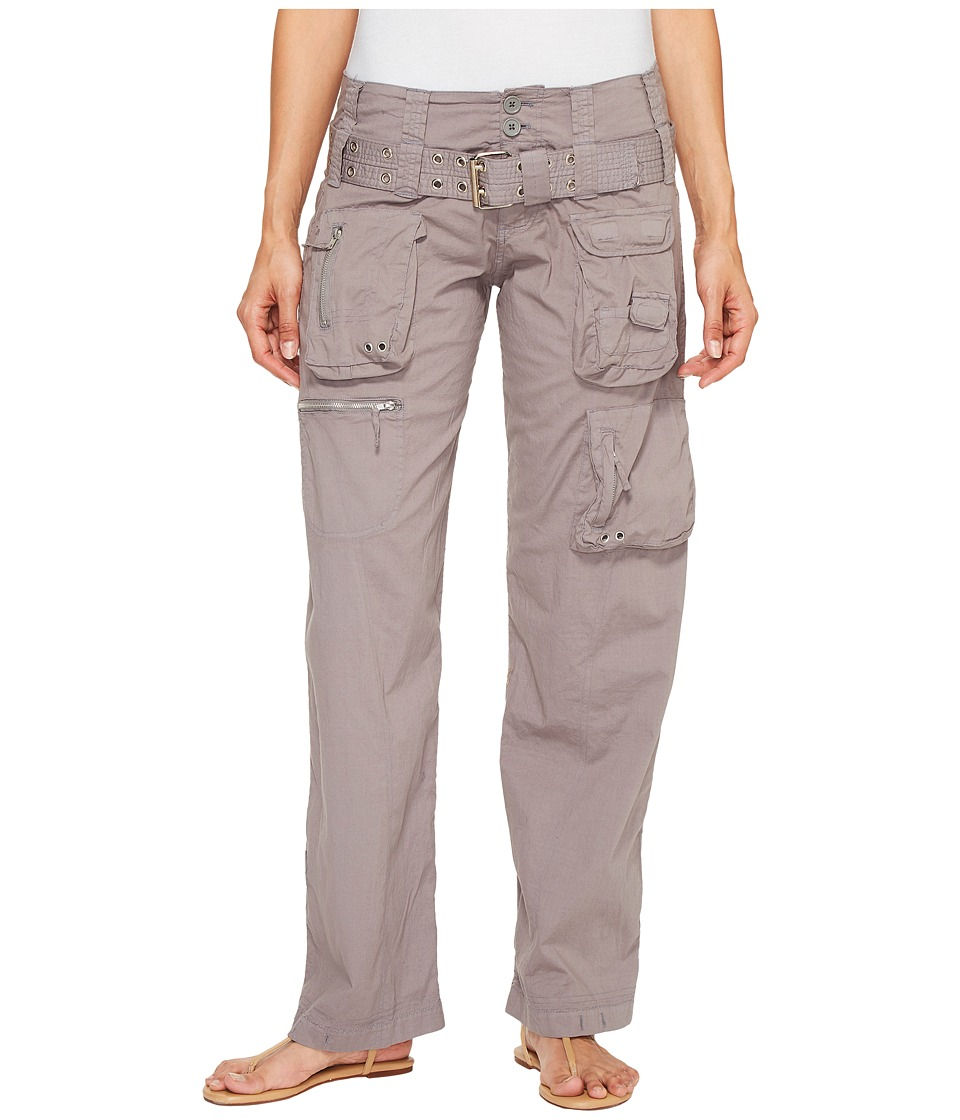 Johnny Was - Poplin Cargo Pants (Soot Sediment) Women's Casual Pants