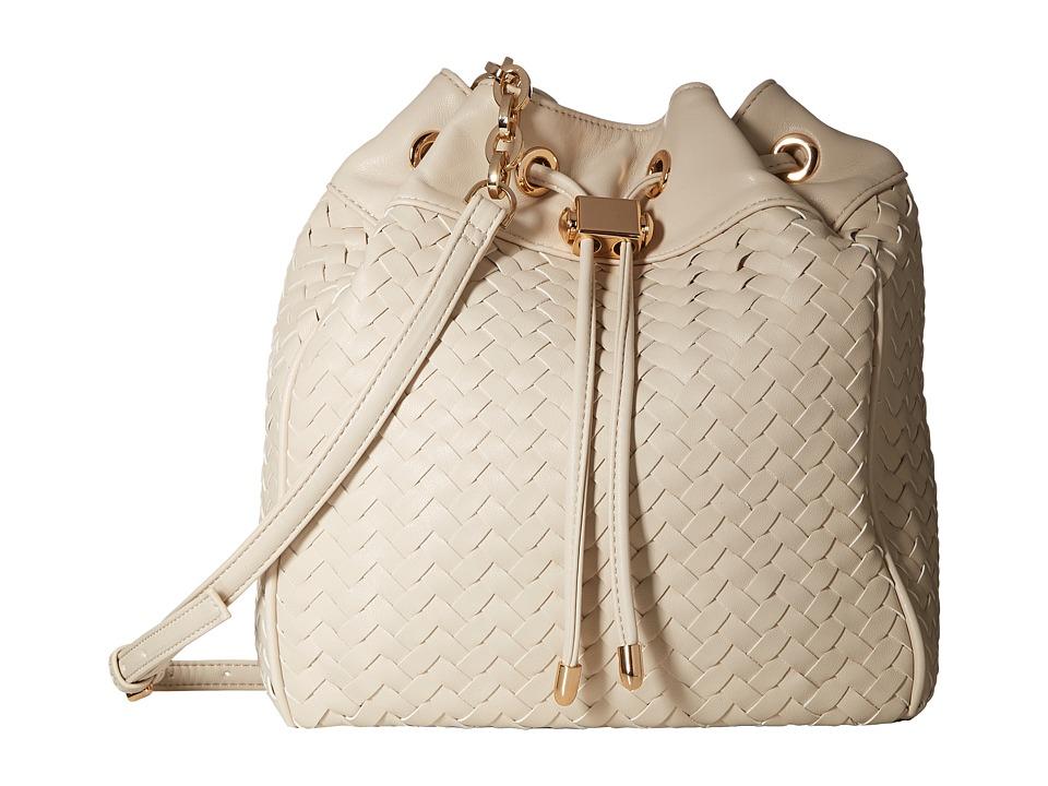 Deux Lux - Sunday Drawstring (Ecru) Drawstring Handbags