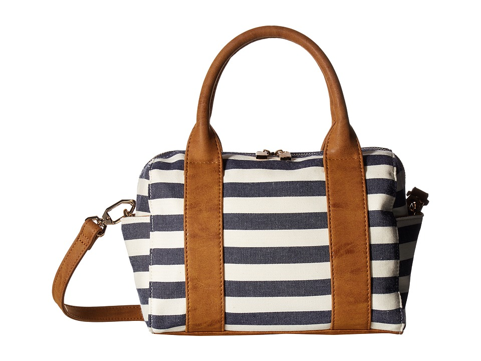 Deux Lux - Crew Mini Duffel (Navy) Bags