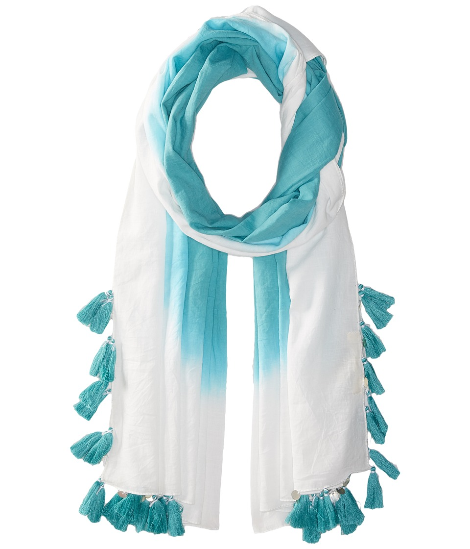 Michael Stars - Sea Dip Wrap (Sea Spray) Scarves