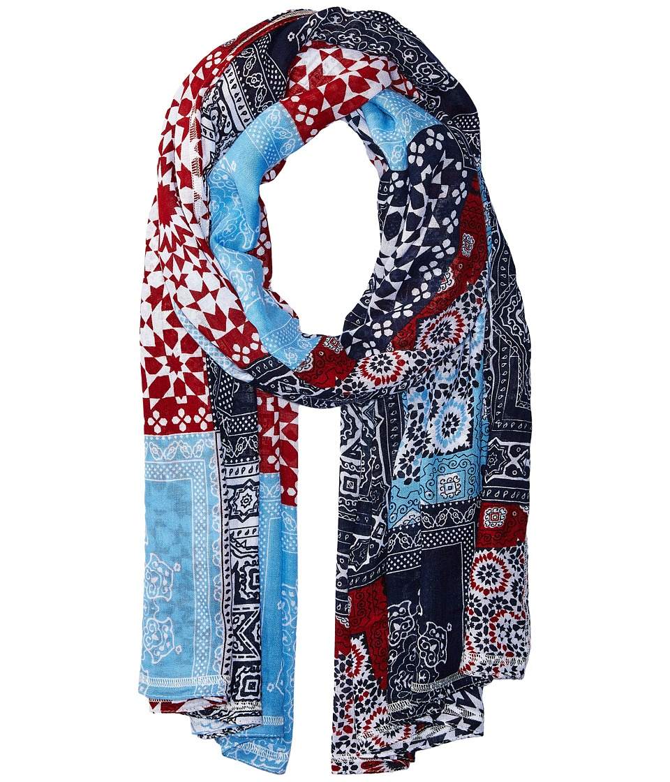 Michael Stars - Square Dance Wrap (Pacific) Scarves