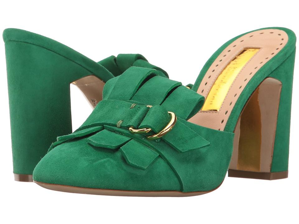 Rupert Sanderson - Pyenna (Bottle Suede) Women's Shoes