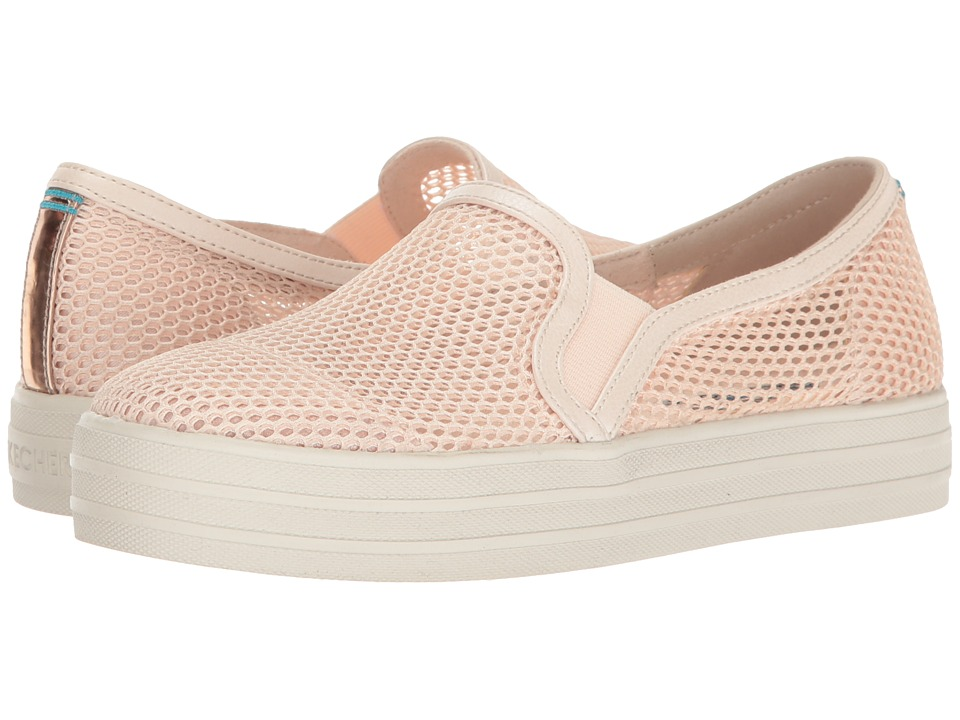 BOBS from SKECHERS Double Up Trawls (Light Pink) Women