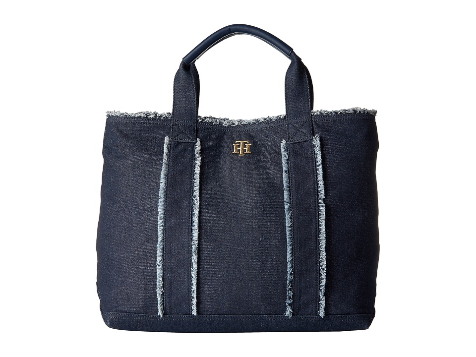 Tommy Hilfiger - Esme Tote (Denim) Tote Handbags