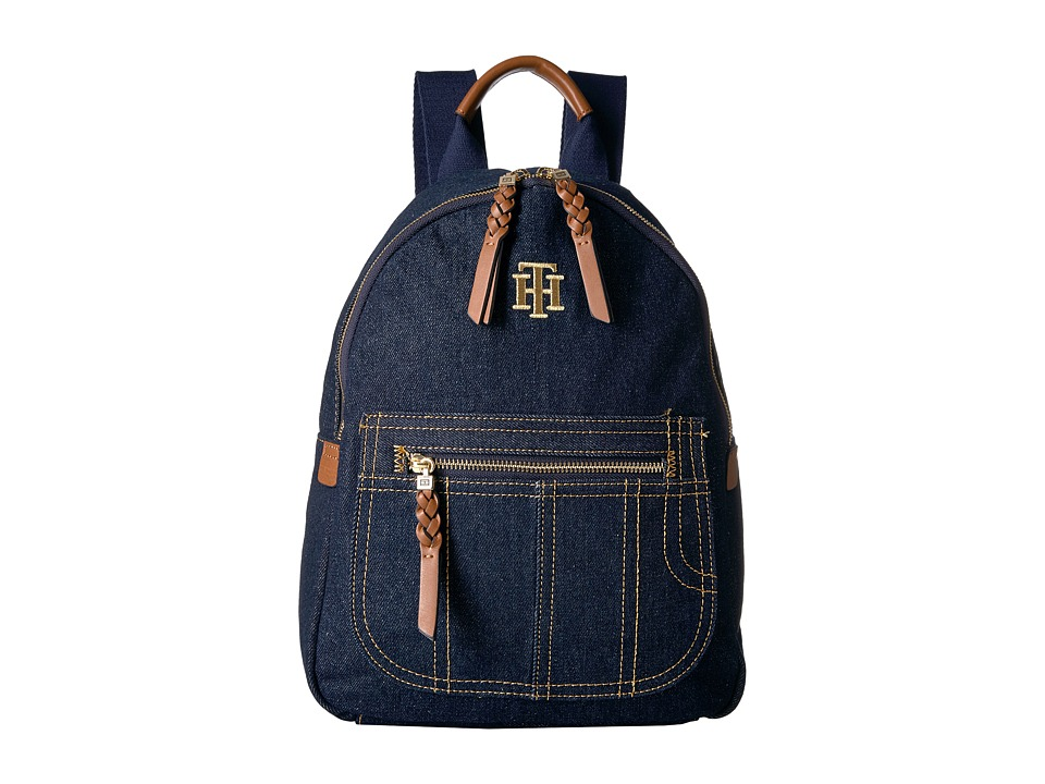 Tommy Hilfiger - Esme Backpack (Denim) Backpack Bags