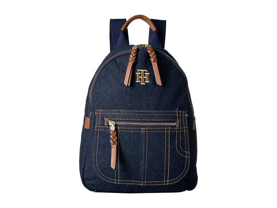 Tommy Hilfiger - Esme Backpack (Denim) Backpack Bags