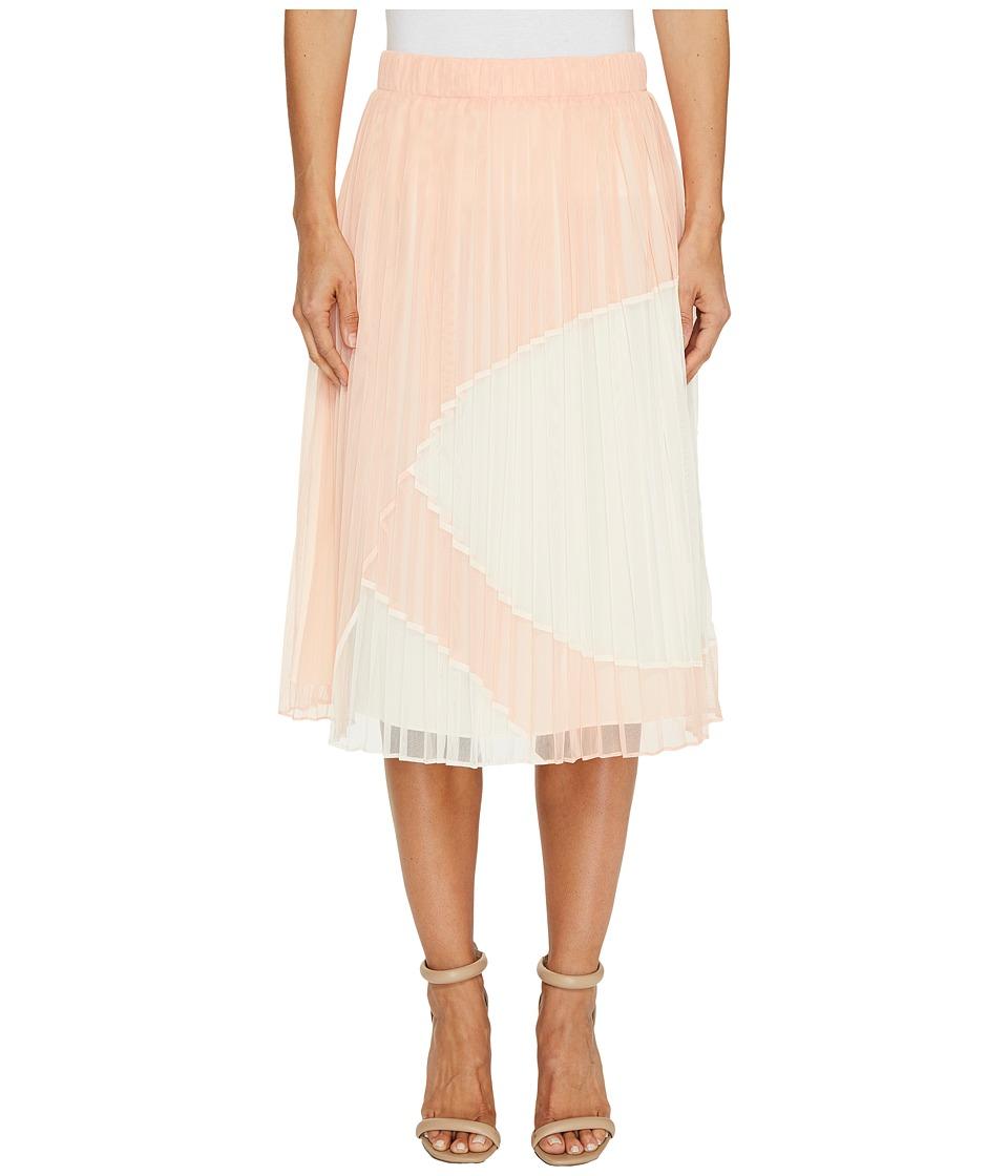 CATHERINE Catherine Malandrino - Francis Skirt (Mellow Rose/White Pepper) Women's Skirt