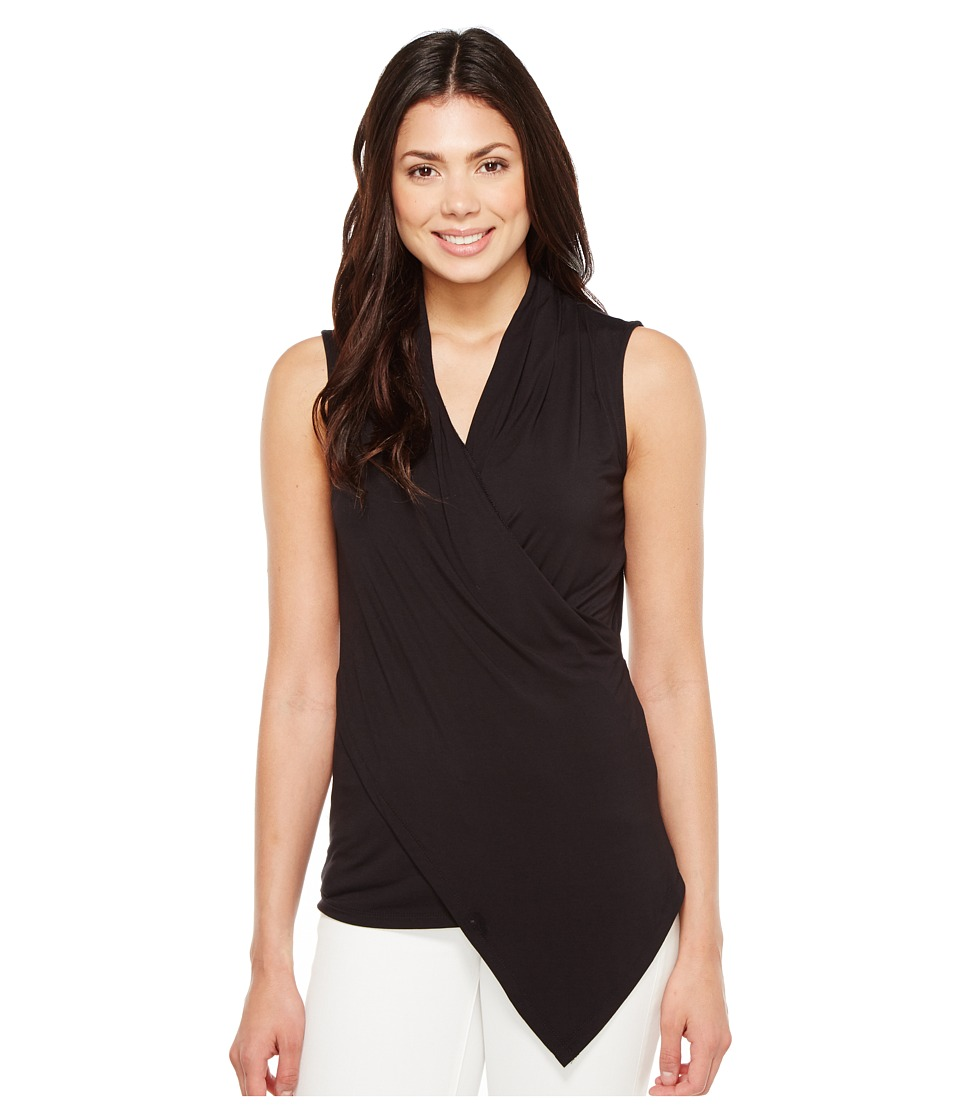 CATHERINE Catherine Malandrino - Parker Top (Black Beauty) Women's Clothing