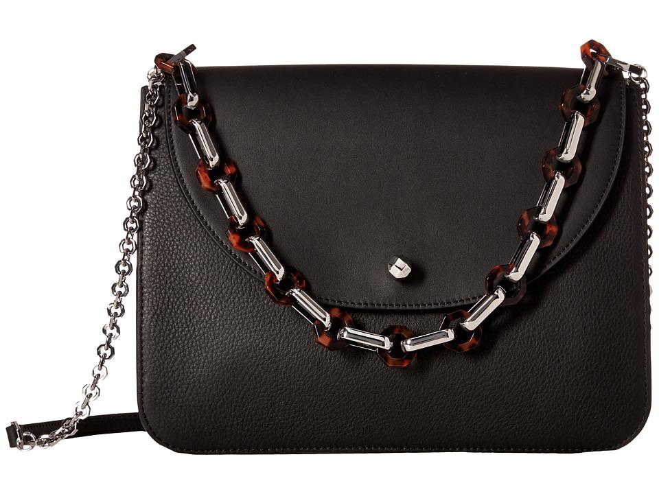 Louise et Cie - Eiris Shoulder (Nero) Shoulder Handbags