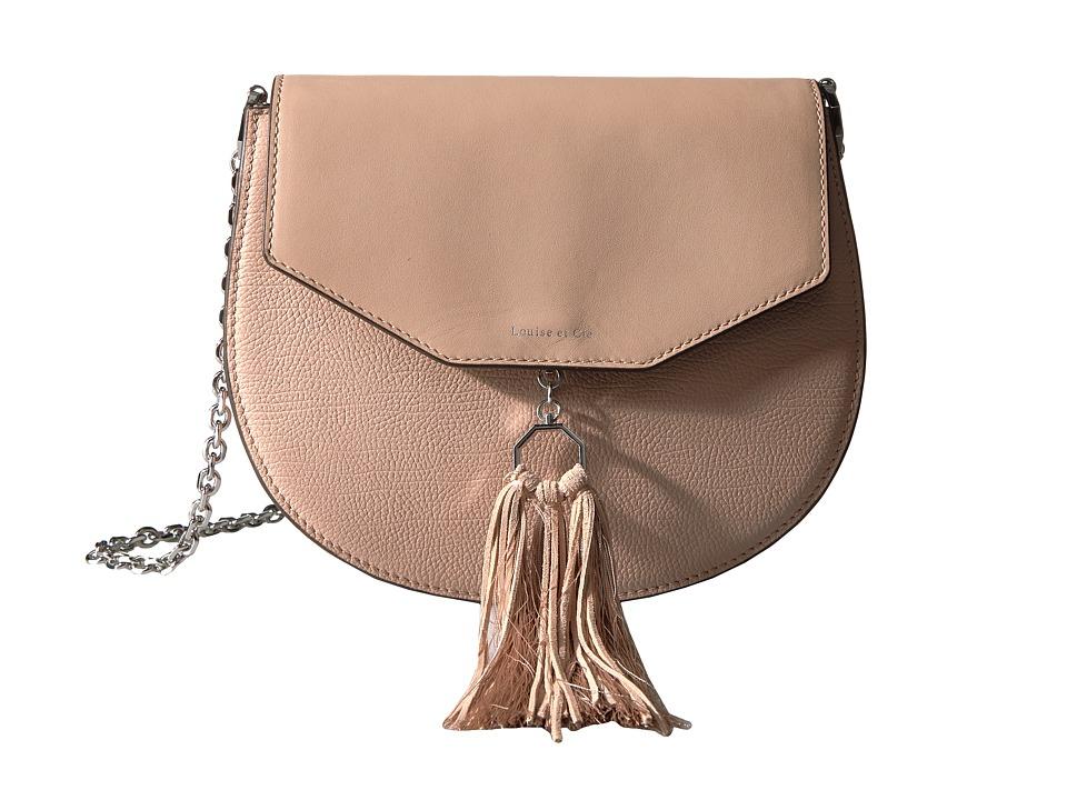Louise et Cie - Jael Crossbody 2 (Begonia) Cross Body Handbags