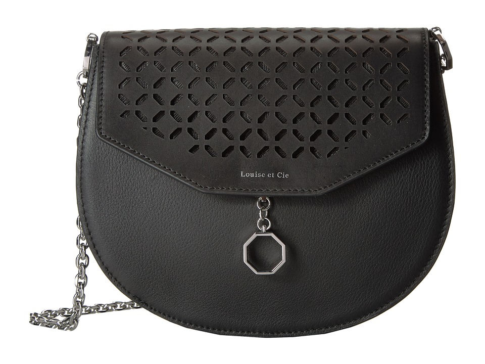 Louise et Cie - Jael Crossbody (Nero) Cross Body Handbags
