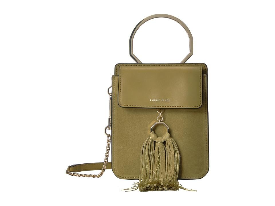 Louise et Cie - Julea Bracelet Bag (Garden) Wristlet Handbags