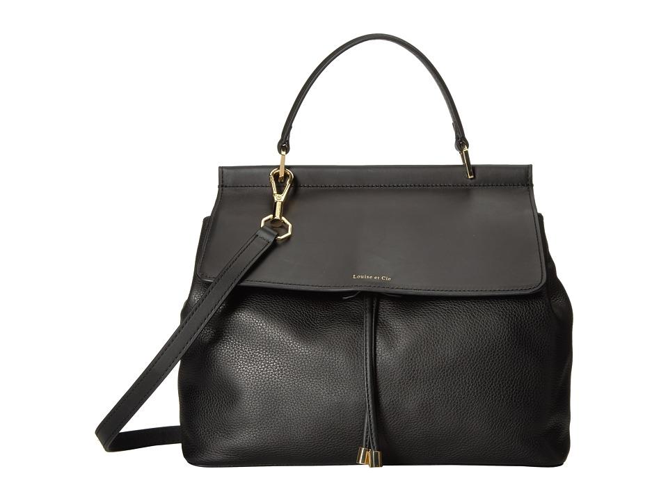 Louise et Cie - Towa Briefcase (Black) Briefcase Bags