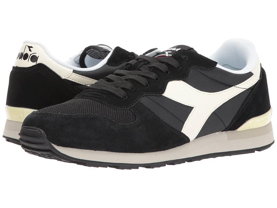 Diadora Camaro (Black/Whisper White) Athletic Shoes