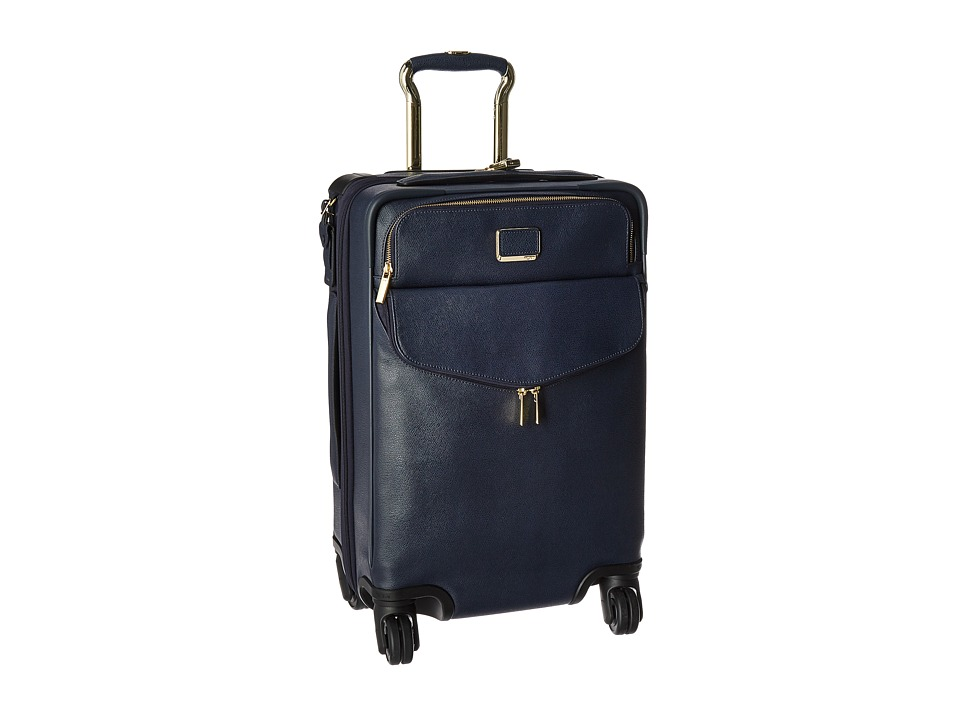 Tumi - Sinclair Blair International Carry-On (Moroccan Blue) Carry on Luggage