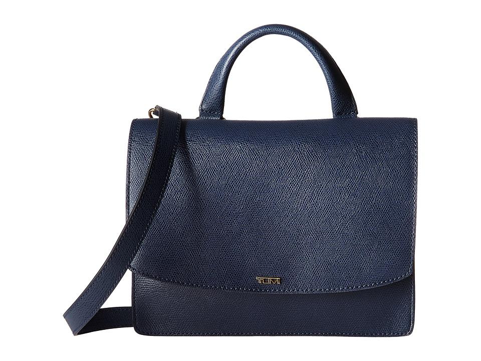 Tumi - Sinclair Ali Small Crossbody (Moroccan Blue) Cross Body Handbags