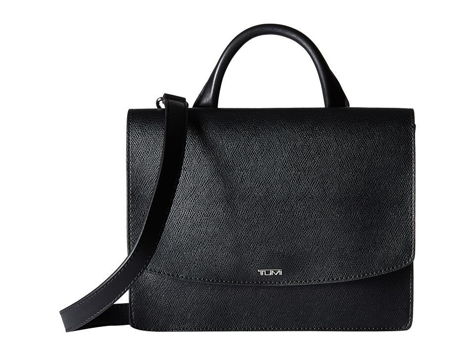 Tumi - Sinclair Ali Small Crossbody (Black) Cross Body Handbags