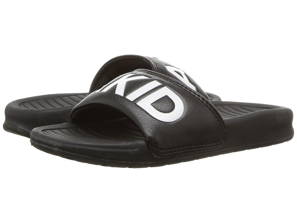 AKID Brand - Aston Slip-On (Infant/Toddler/Little Kid/Big Kid) (Black) Kids Shoes