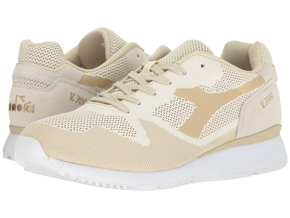 Diadora - V7000 Weave (Beige Dew) Athletic Shoes