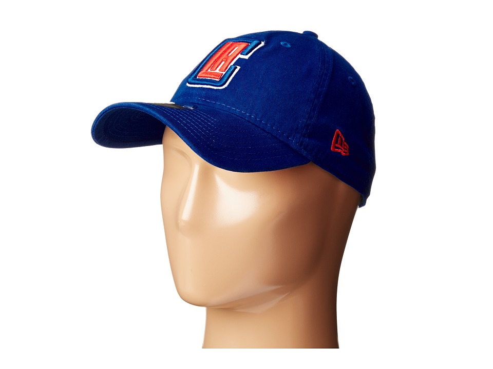 New Era - Core Classic Los Angels Clippers (Blue) Baseball Caps