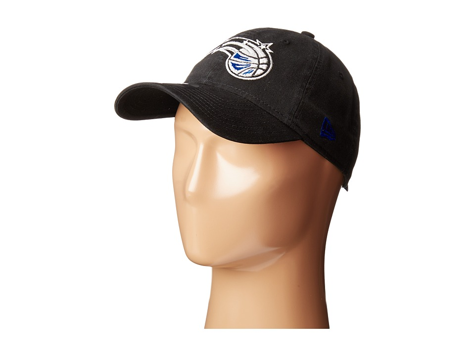 New Era - Core Classic Orlando Magic (Black) Baseball Caps