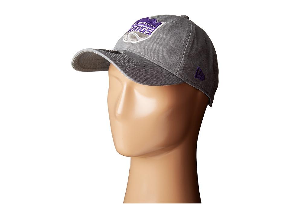 New Era - Core Classic Sacramento Kings (Gray) Baseball Caps