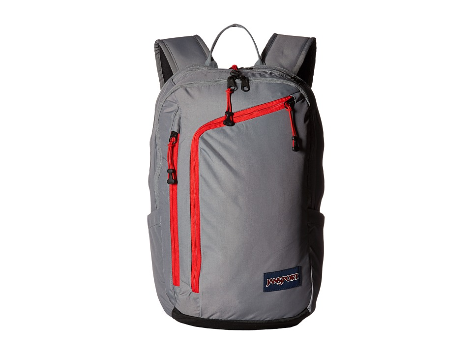 JanSport - Platform (Shady Grey) Backpack Bags