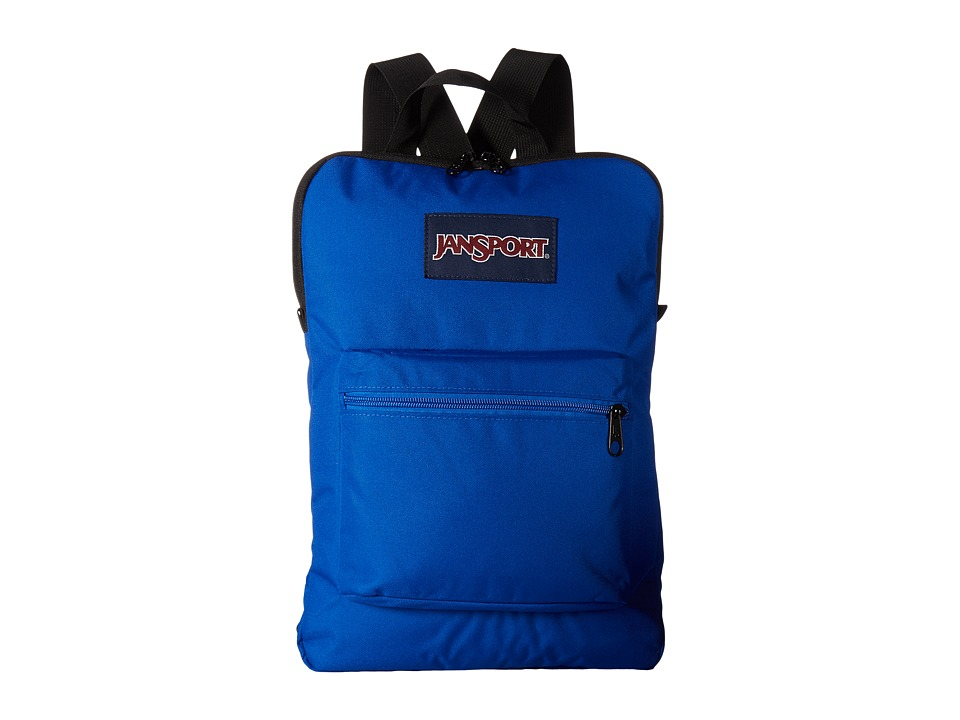 JanSport - Superbreak Sleeve (Blue Streak) Day Pack Bags