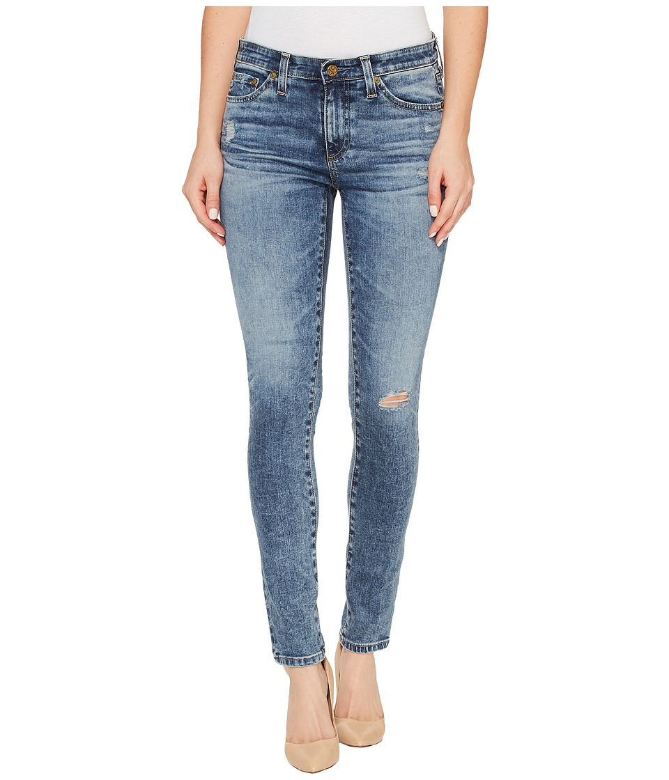 AG Adriano Goldschmied - Middi Ankle in 13 Years Resurrection (13 Years Resurrection) Women's Jeans