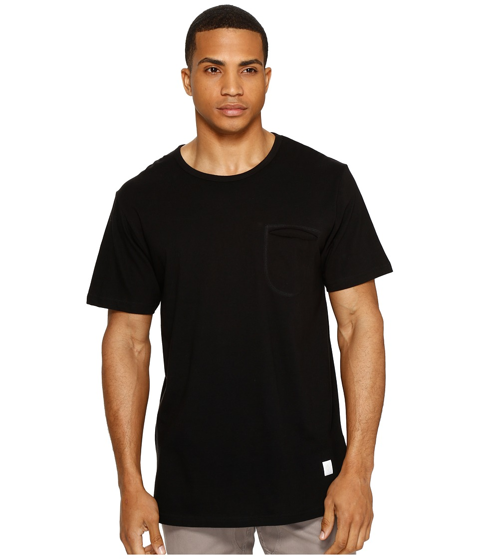 Akomplice - Magnolia T-Shirt (Black) Men's Clothing