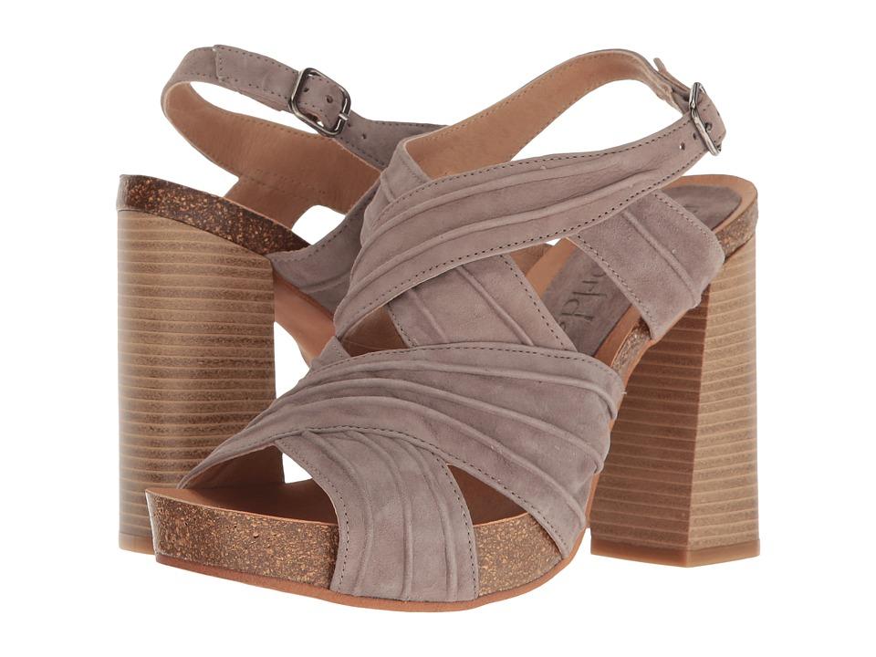 Cordani Andalucia (Grey Suede) High Heels