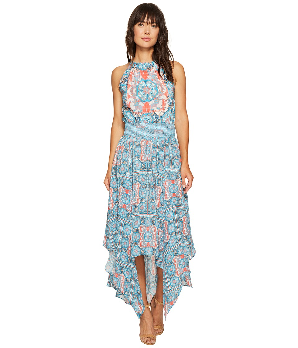 Tolani Tamara Maxi Dress (Sky) Women