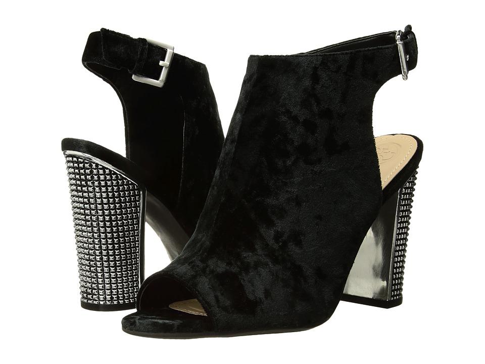 GUESS - Geogia (Black Velvet) High Heels