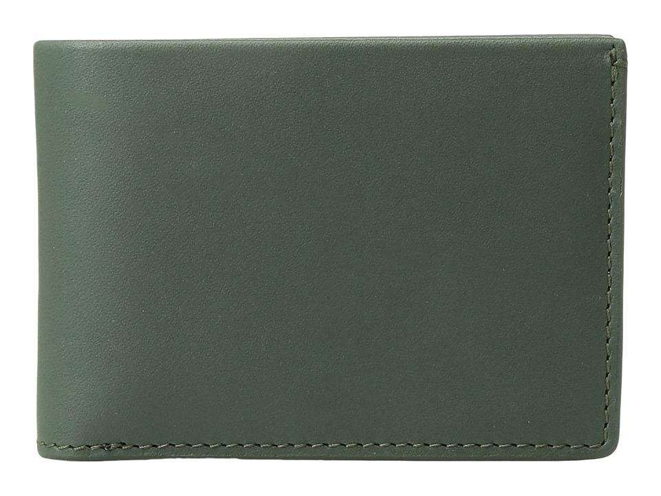 Skagen - Ambold Slim Bifold (Agave) Wallet Handbags