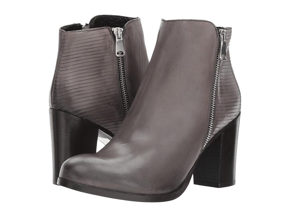 Cordani Bryson (Grey Leather) Women