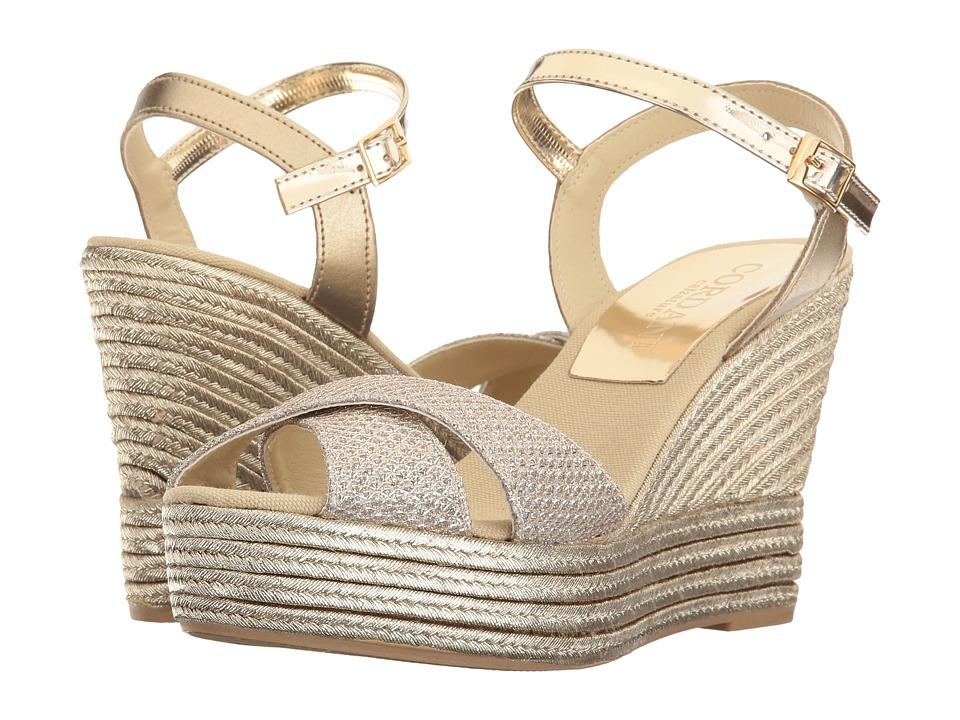 Cordani - Harem (Platinum) Women's Sandals