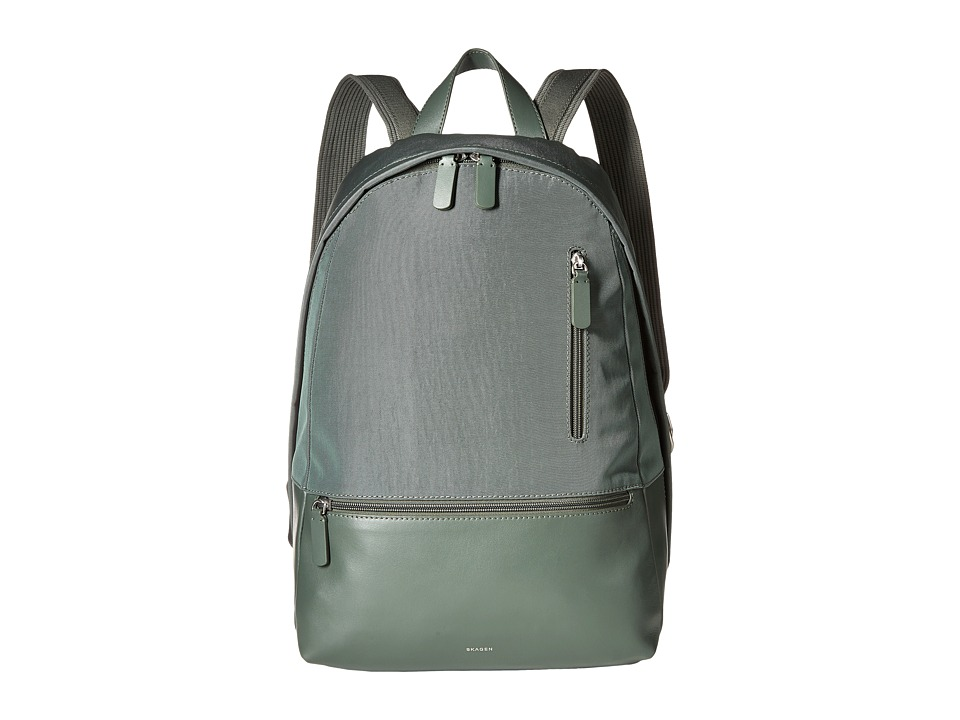 Skagen - Kroyer Backpack (Agave) Backpack Bags