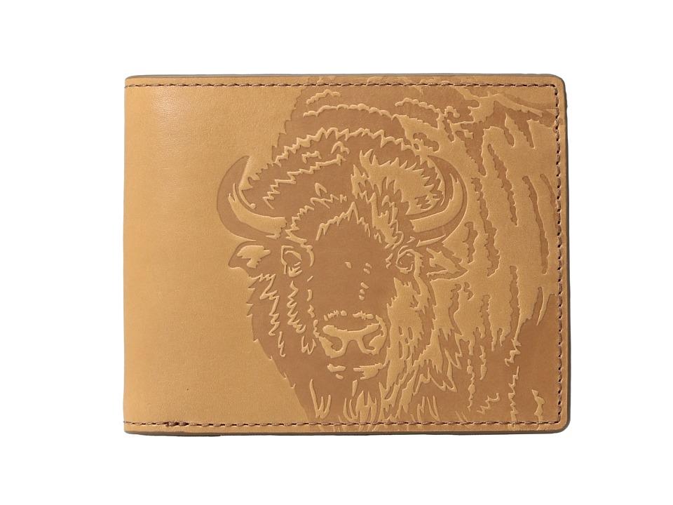 Fossil - Luke RFID Bifold (Saddle) Bi-fold Wallet
