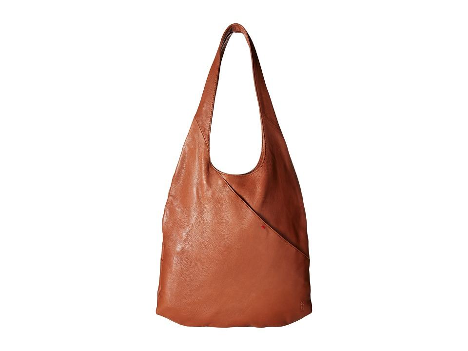 ED Ellen DeGeneres - Monterey Hobo (Dark Umber) Hobo Handbags